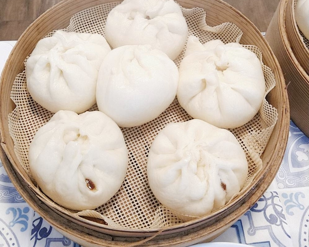 しっとり角煮饅頭、叉焼包、フワフワカスタード饅頭_a0175348_21333605.jpeg