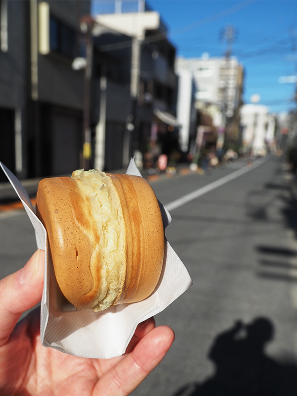 Hello from Tokyo 117 根津食べ歩き_a0003650_22560662.jpg
