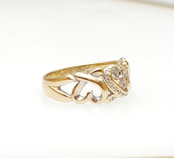 お持ちのリングにダイヤをプラス_c0346851_14590885.jpg