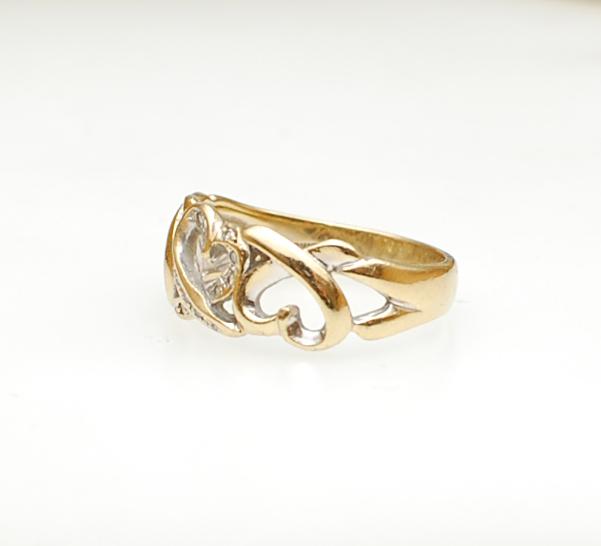 お持ちのリングにダイヤをプラス_c0346851_14593268.jpg