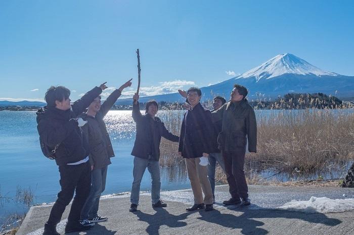 美しい富士の麓へ、宿泊研修に行きました!_f0041153_13251029.jpg