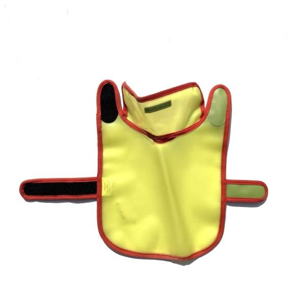 GEORDE frosted jelly raincoat ジョージ フロステッド ゼリー レインコート_d0217958_19320613.jpeg