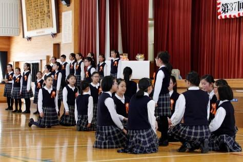南小学校合唱部が第37回定期演奏会を開催_f0237658_18525071.jpg