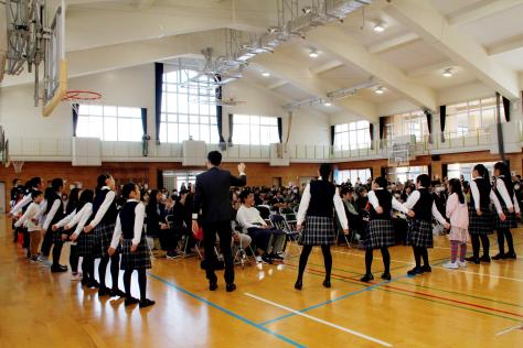 南小学校合唱部が第37回定期演奏会を開催_f0237658_18530217.jpg