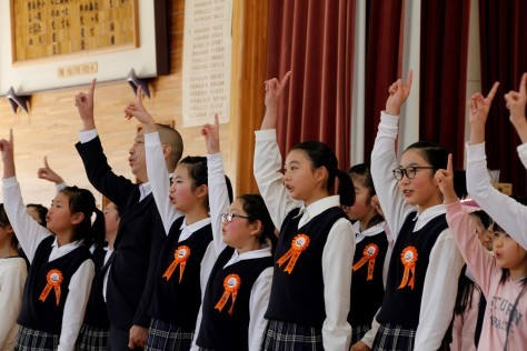 南小学校合唱部が第37回定期演奏会を開催_f0237658_18531109.jpg