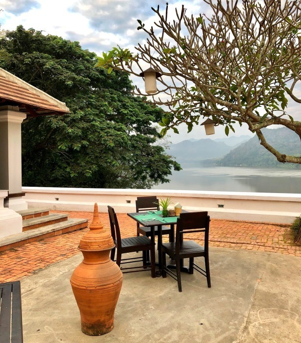 ラオスの旅 25  ルアンパバーンのホテル The Grand Luang Prabang_a0092659_19293752.jpg