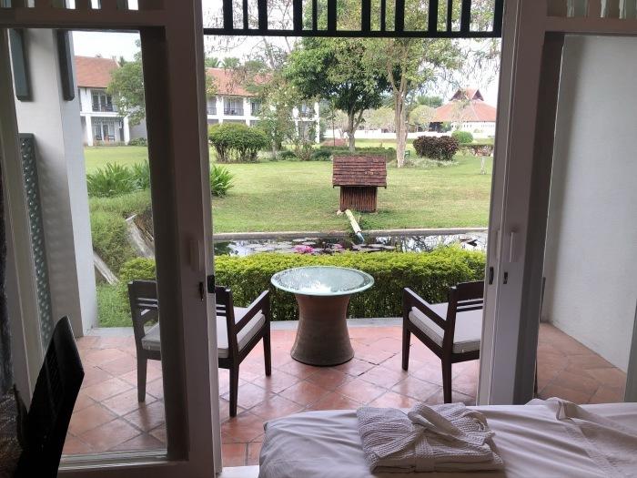 ラオスの旅 25  ルアンパバーンのホテル The Grand Luang Prabang_a0092659_19383108.jpg