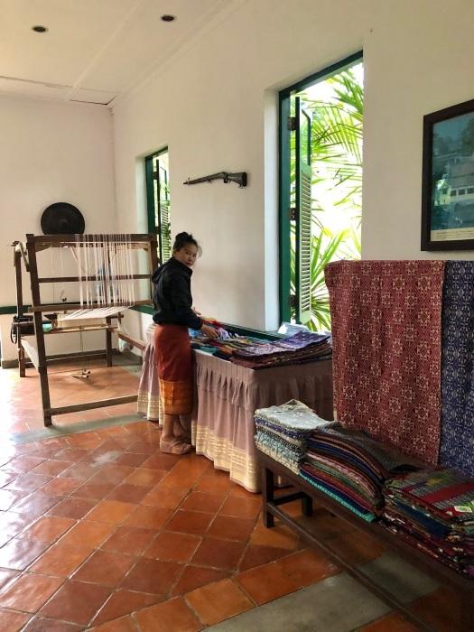 ラオスの旅 25  ルアンパバーンのホテル The Grand Luang Prabang_a0092659_19562823.jpg