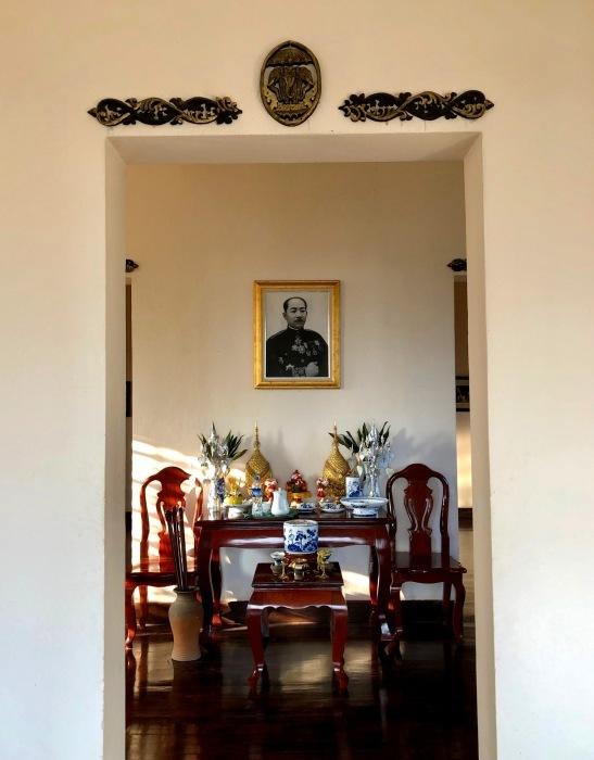 ラオスの旅 25  ルアンパバーンのホテル The Grand Luang Prabang_a0092659_19594815.jpg