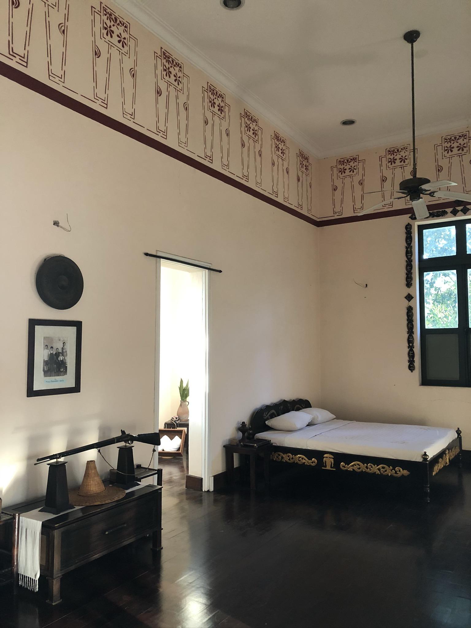 ラオスの旅 25  ルアンパバーンのホテル The Grand Luang Prabang_a0092659_19595598.jpg