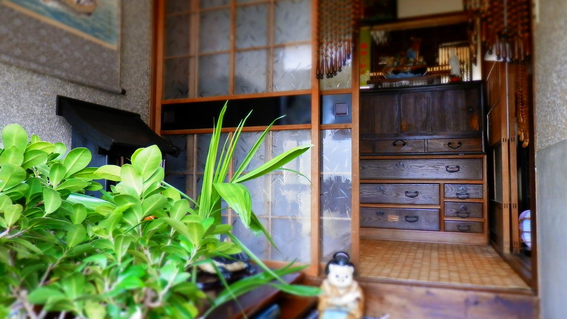 古民家再生、昭和レトロに。_b0362866_12360171.jpg