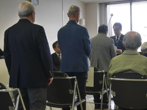 神奈川県有竹林の保全活動への礼状交付式と講習会2・12_c0014967_13534685.jpg