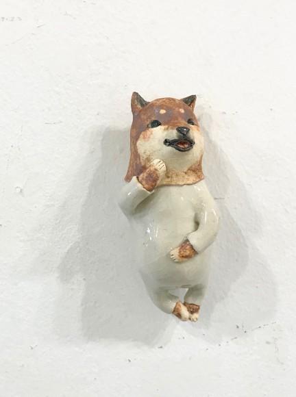 Bocciolo展 渡邉貴子さん犬と仲間たち_b0353974_18522104.jpg