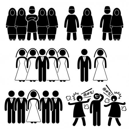 一夫多妻制をあなたはどう思いますか ?_d0061579_6441980.jpg