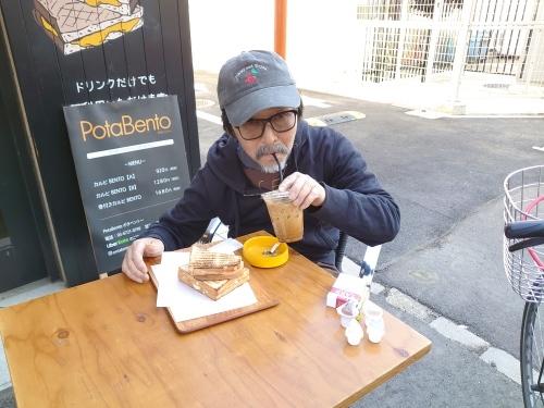 「ポタメルトのチーズトースト」_a0075684_10083978.jpg