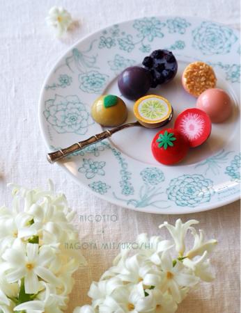 フルーツみたいな芸術的ショコラ_f0060585_22170514.jpg
