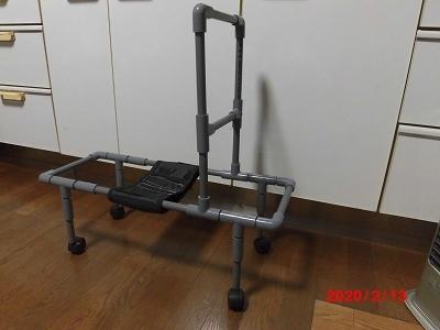 獅子丸の車椅子_b0231886_21501309.jpg