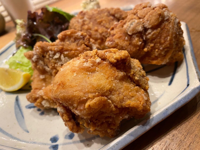 鶏モモの唐揚げ_f0232994_10172502.jpg
