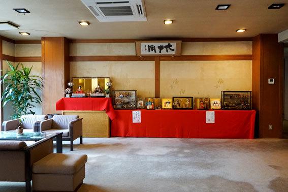 旅館清少納言のお雛さま_b0145296_15393971.jpg