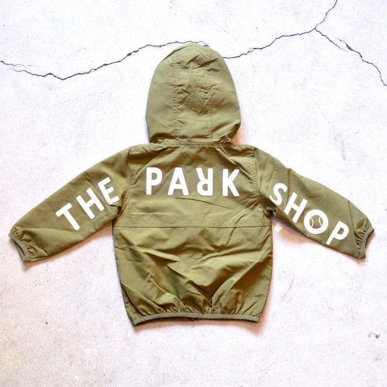 【THE PARK SHOP】PACKABLE BIKE JACKET_d0000298_18245170.jpg