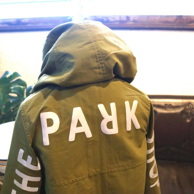 【THE PARK SHOP】PACKABLE BIKE JACKET_d0000298_18245257.jpg