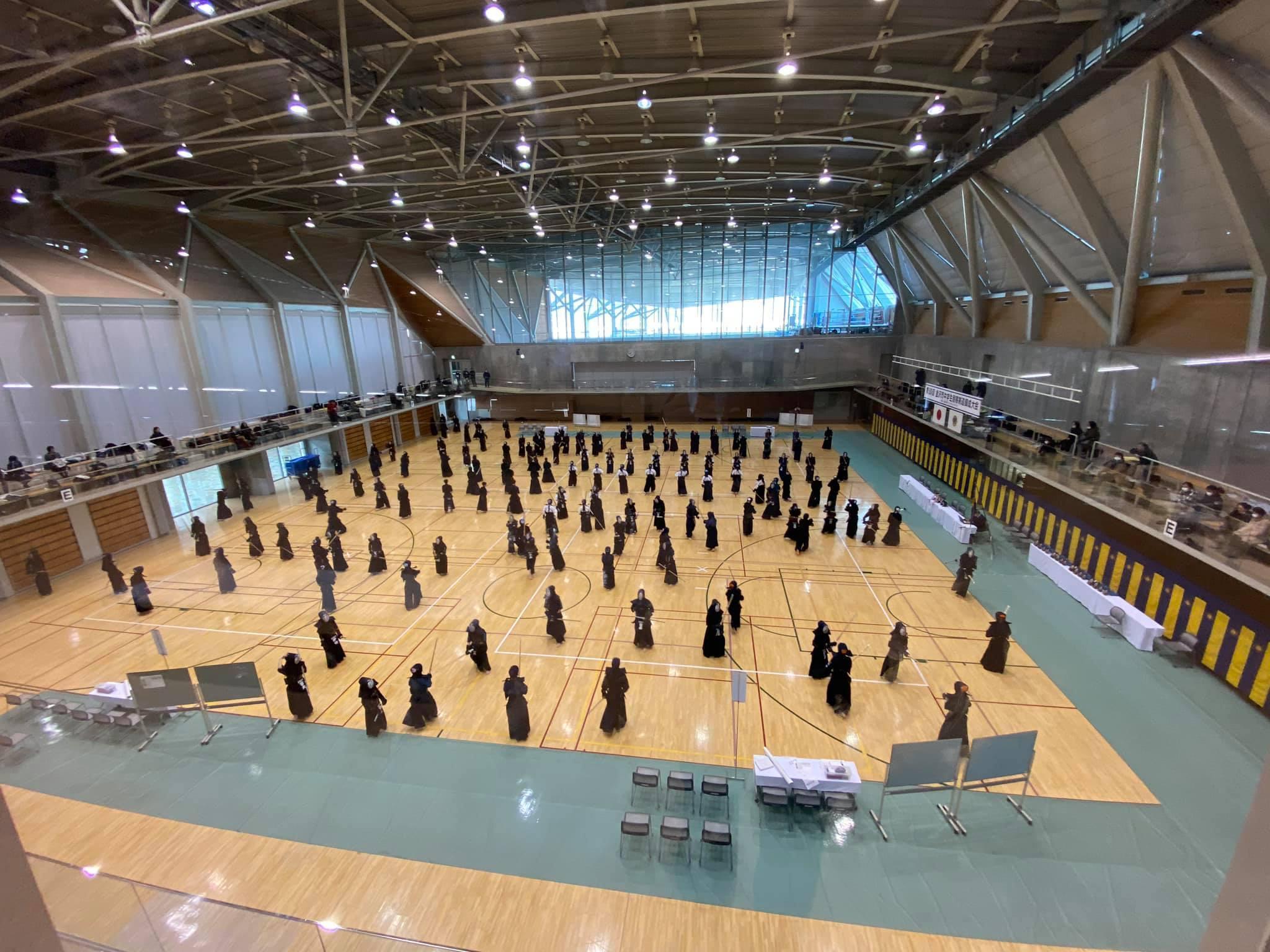 トーナメント公開 39th全国高校選抜空手道 IN 石川_e0238098_10035537.jpg