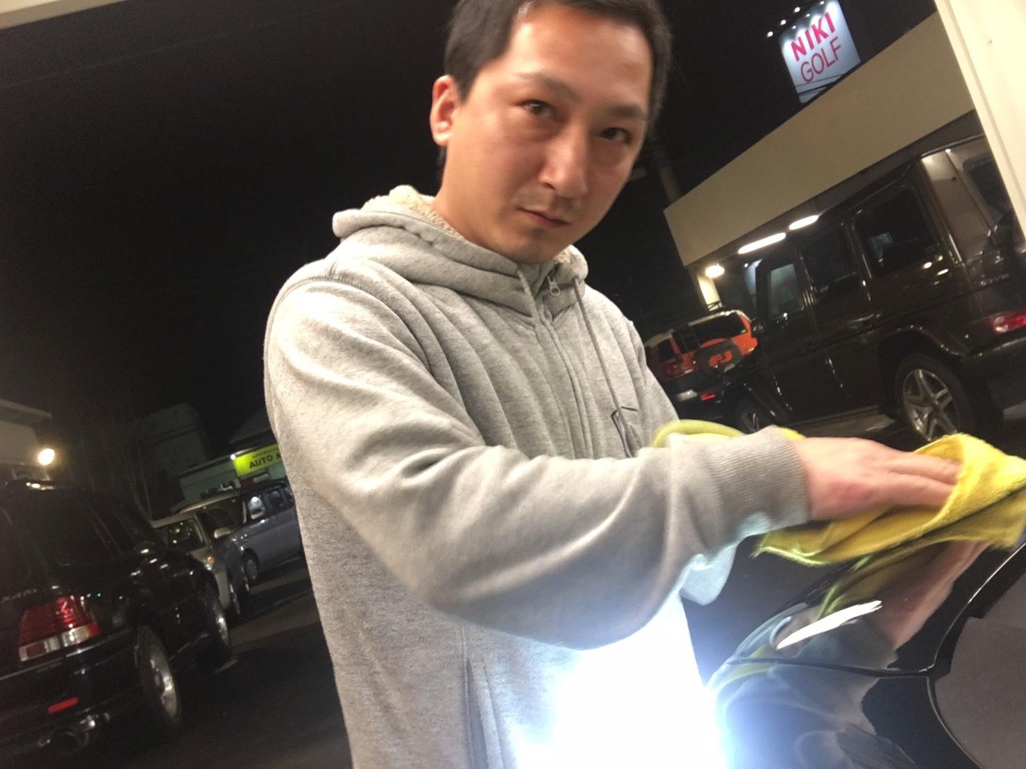 2/14(金)本店ブログ ハイエース5ドアバン3.0DT スーパーGLロング 4WD あります!! ランクル ハイエース ハマーならTOMMY_b0127002_20073749.jpg