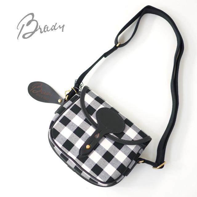 Brady [ブレディ] COLNE MIN (CHECK)/SHOULDER BAG [8XF-COL2M] コルネミニ(チェック)ミニショルダーバッグ MEN\'S/LADY\'S_f0051306_14035336.jpg