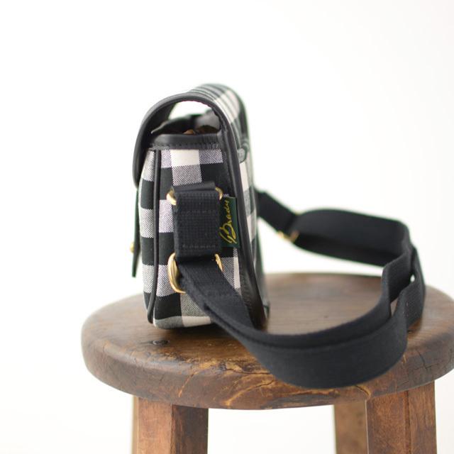 Brady [ブレディ] COLNE MIN (CHECK)/SHOULDER BAG [8XF-COL2M] コルネミニ(チェック)ミニショルダーバッグ MEN\'S/LADY\'S_f0051306_14035407.jpg