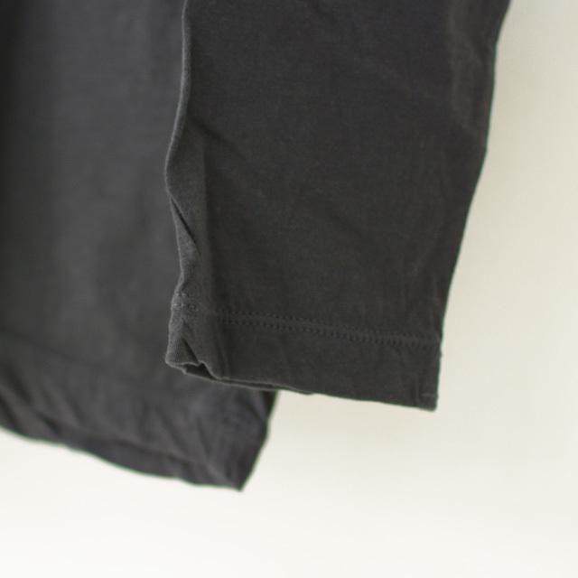 prit [プリット] 80/1 ハイゲージ天竺 クルーネックワイドTシャツ [P91061] ワイドT・LADY\'S _f0051306_18183599.jpg