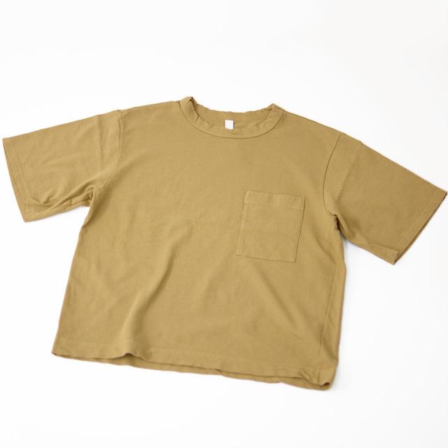 prit [プリット] 30/1MVS変形天竺5分袖ビッグスリーブTシャツ [P91007] 半袖・LADY\'S_f0051306_18253639.jpg