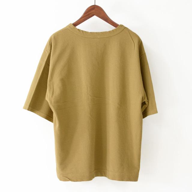 prit [プリット] 30/1MVS変形天竺5分袖ビッグスリーブTシャツ [P91007] 半袖・LADY\'S_f0051306_18253644.jpg
