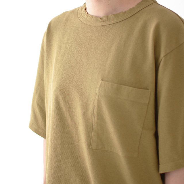 prit [プリット] 30/1MVS変形天竺5分袖ビッグスリーブTシャツ [P91007] 半袖・LADY\'S_f0051306_18253690.jpg