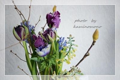 お花が届きました。_d0172308_17101767.jpg