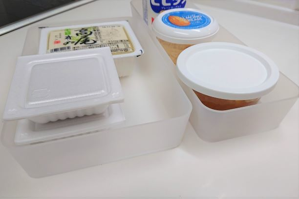 冷蔵庫の野菜室収納は紙袋で_e0408608_00395103.jpg