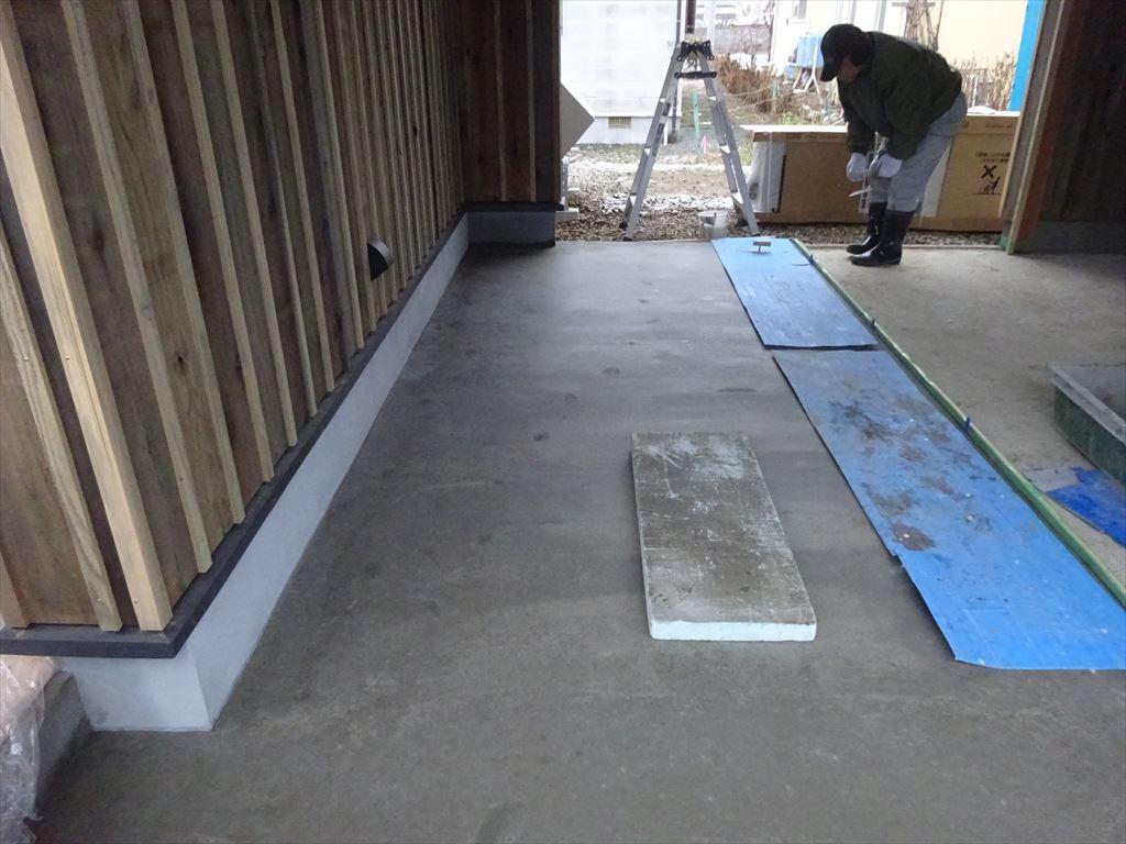仙北町の家 工事完了へ!_f0105112_04483696.jpg