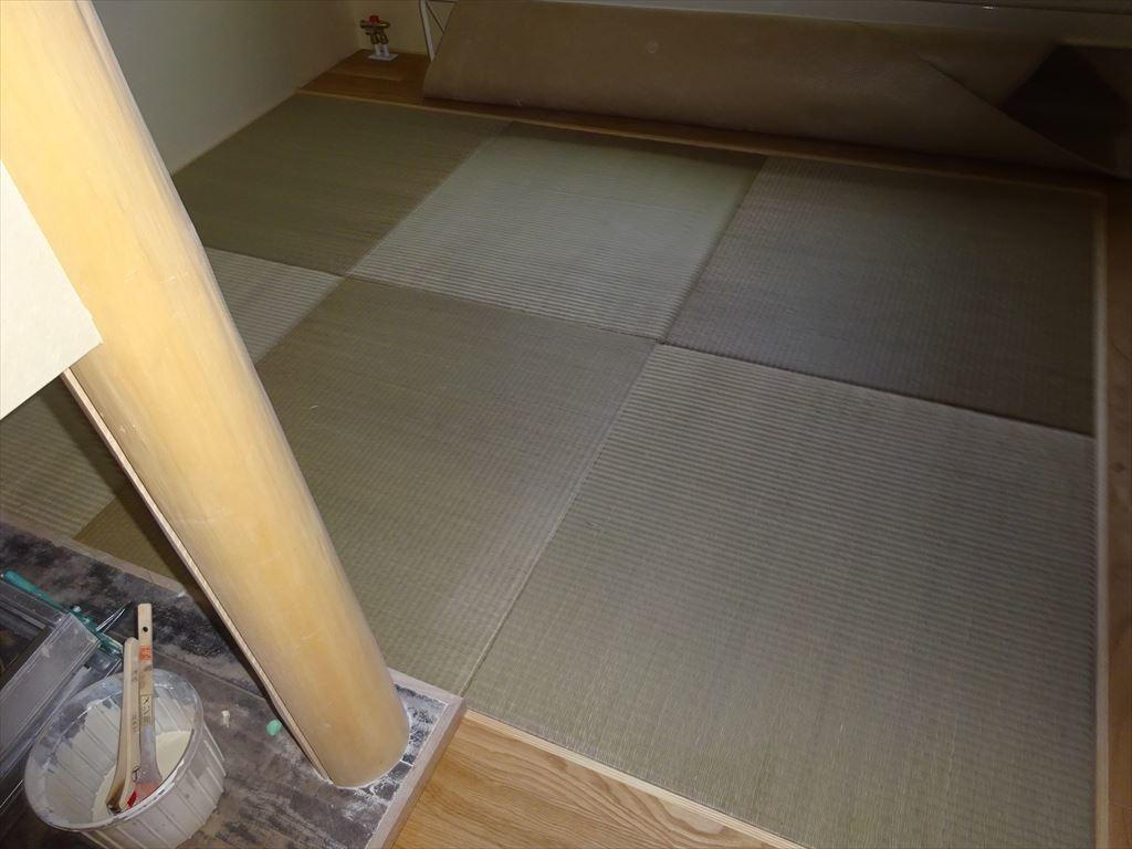 仙北町の家 工事完了へ!_f0105112_04552595.jpg
