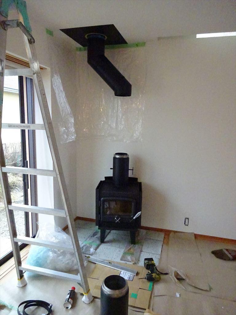 仙北町の家 工事完了へ!_f0105112_05005279.jpg