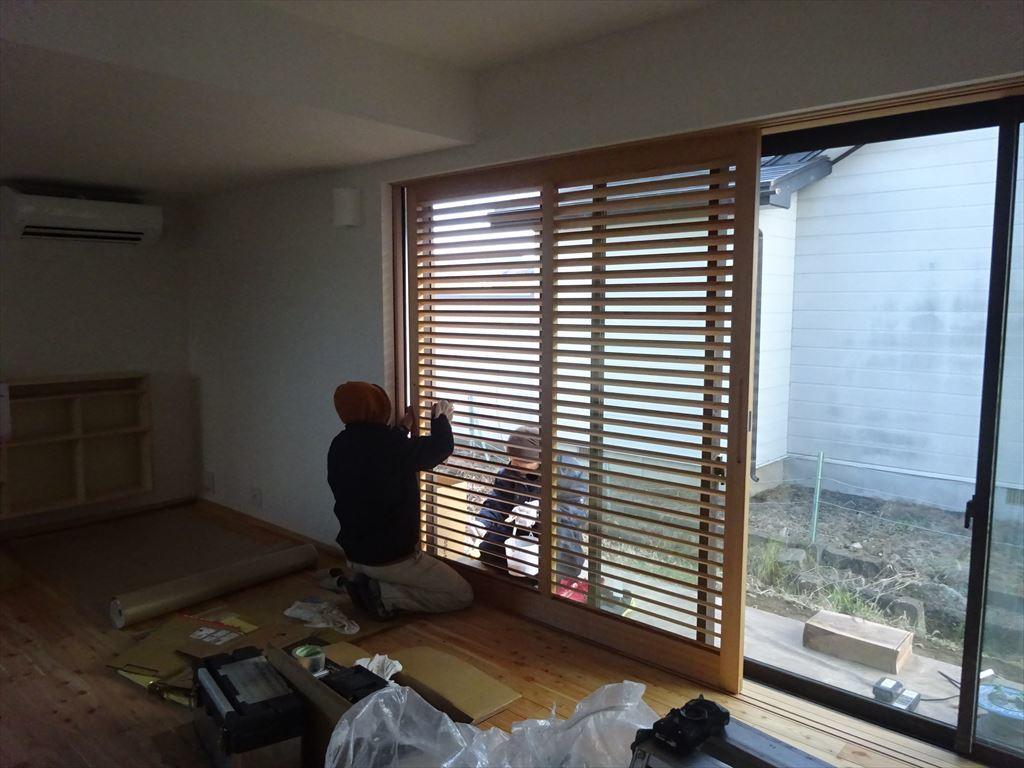 仙北町の家 工事完了へ!_f0105112_05005376.jpg