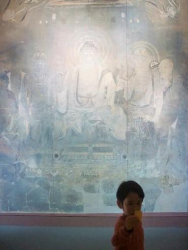 日本書紀成立1300年 特別展「出雲と大和」@東京国立博物館 平成館_f0006713_07572558.jpg