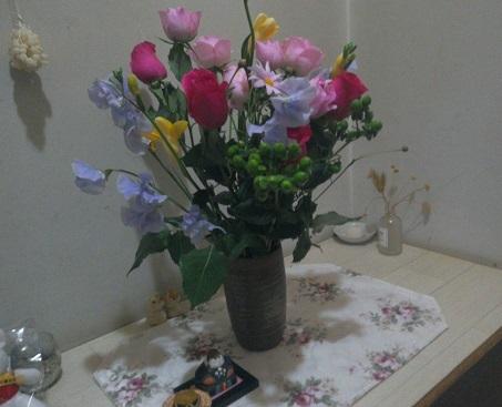 春はすぐそこ  大野英子_f0371014_07273743.jpg