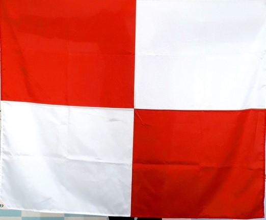 津波発生時の避難の呼びかけを赤白の旗に統一_d0070316_13014668.jpg