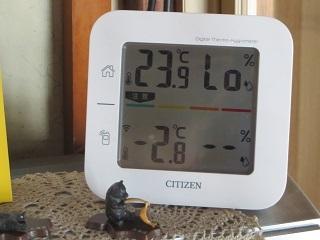 今日も暖かくプラスの気温_b0405523_11134351.jpg