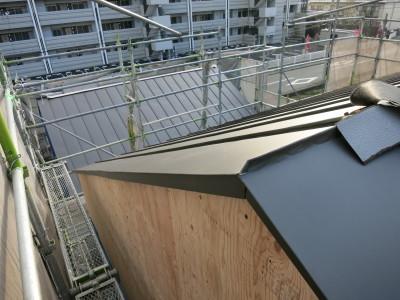 田寺の家の施工状況_e0097130_22482864.jpg