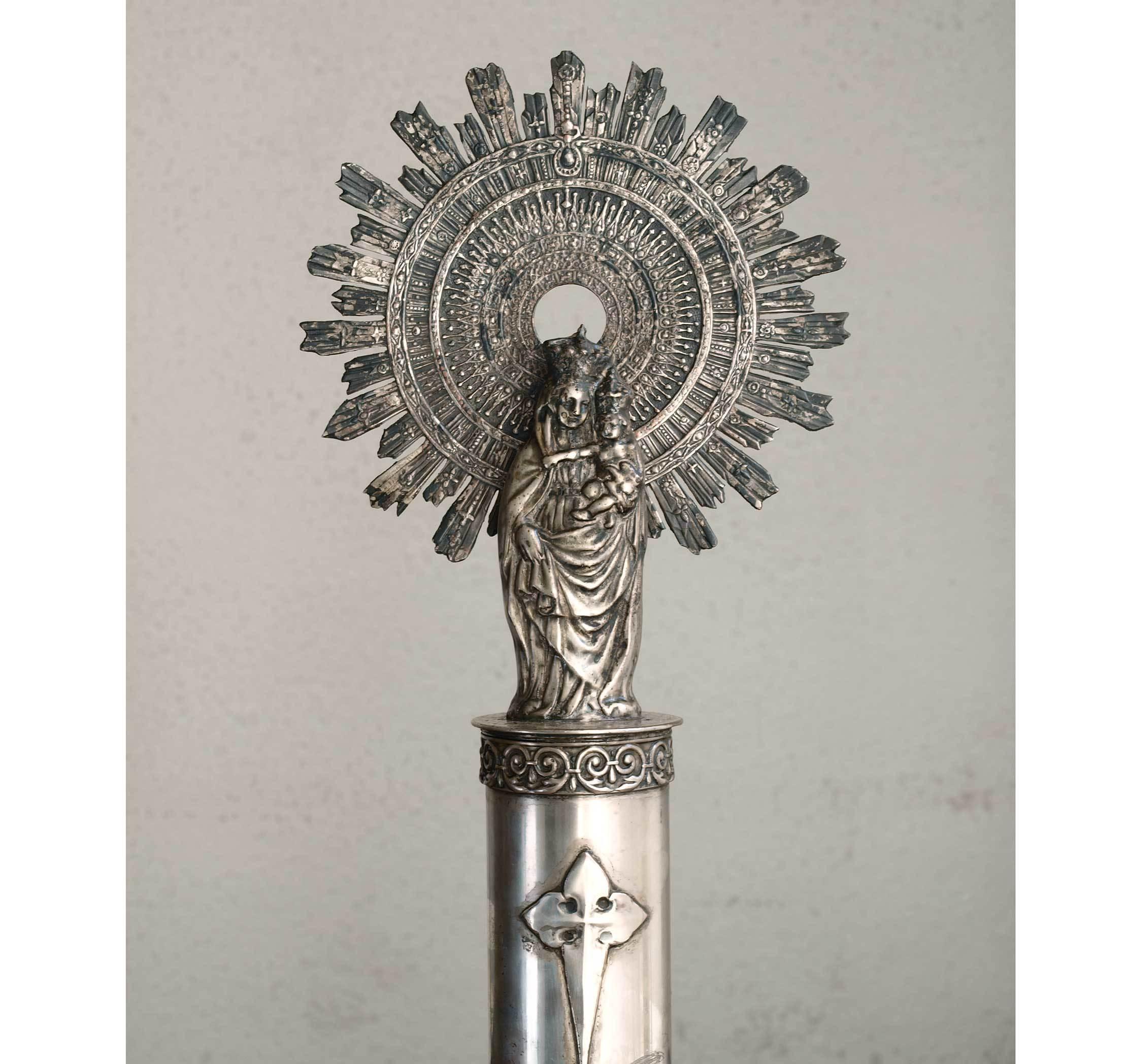 幼子イエスを抱くピラールの聖母マリア   / G901_e0324838_03154065.jpg
