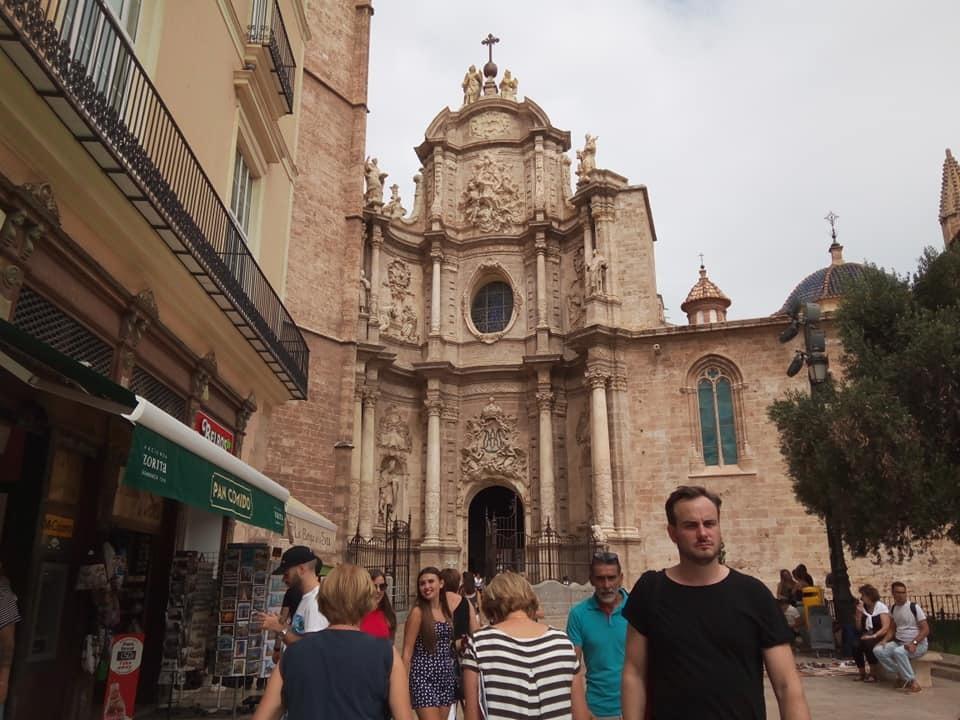 2019バレンシア&バルセロナの旅② バレンシア大聖堂_b0305039_20300567.jpg