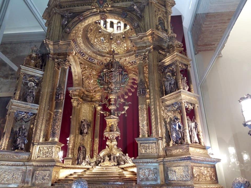 2019バレンシア&バルセロナの旅② バレンシア大聖堂_b0305039_20410474.jpg