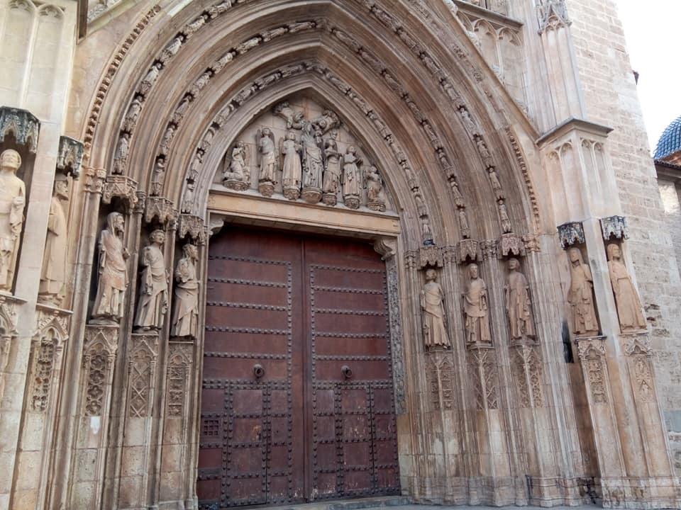 2019バレンシア&バルセロナの旅② バレンシア大聖堂_b0305039_20420210.jpg