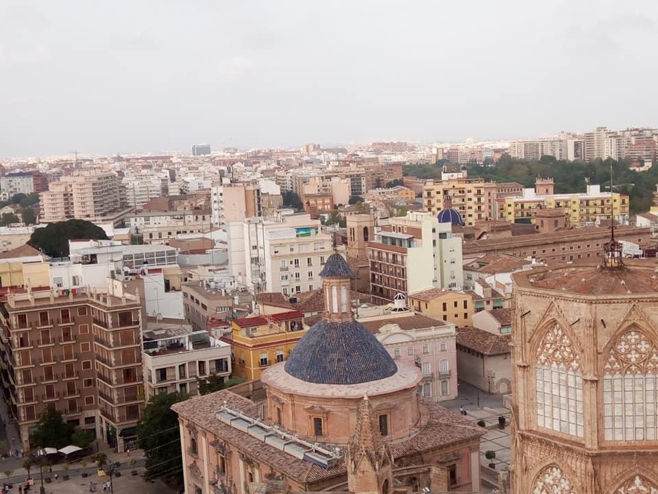 2019バレンシア&バルセロナの旅② バレンシア大聖堂_b0305039_20484814.jpg