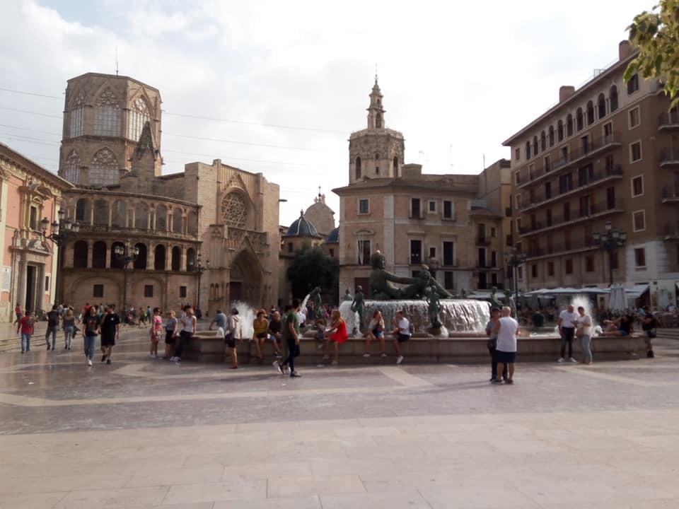 2019バレンシア&バルセロナの旅② バレンシア大聖堂_b0305039_20512472.jpg